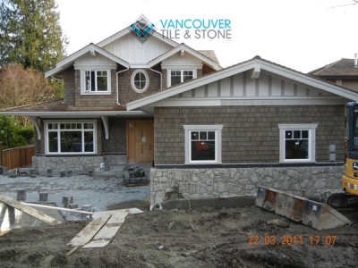 West Vancouver New Home Project